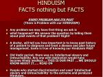hinduism facts nothing but facts2