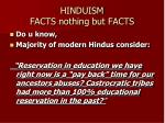 hinduism facts nothing but facts25