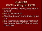 hinduism facts nothing but facts28