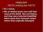 hinduism facts nothing but facts3