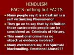 hinduism facts nothing but facts49