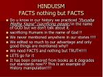 hinduism facts nothing but facts6