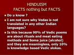 hinduism facts nothing but facts9