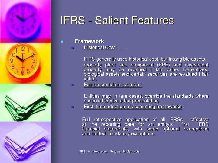 choosing cost or fair value on adoption of ifrs essay There are a few different financial reporting approaches that businesses can choose today one of them, the fair value accounting method, allows for the instead of the historical cost value that isn't always accurate after a long period of time, fair value accounting accurately tracks all types of assets.