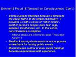 skinner freud terrace on consciousness con t