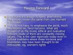 moving forward4