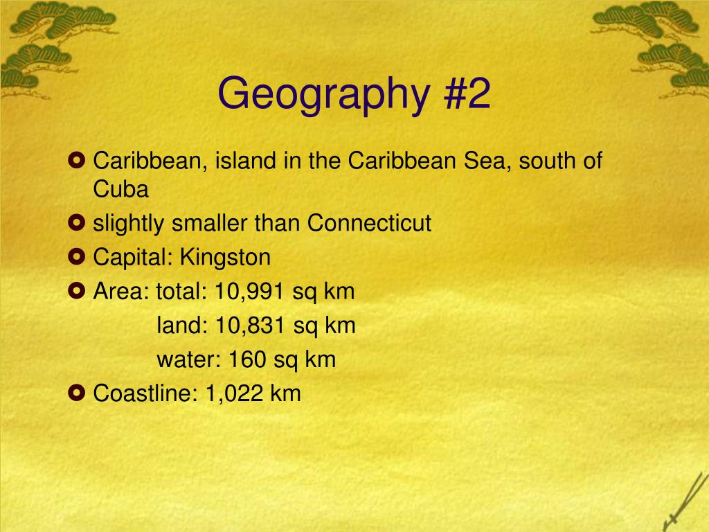 Geography #2