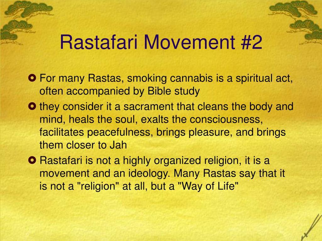 Rastafari Movement #2