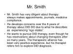 mr smith2