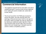 commercial information46