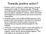 towards positive action1