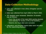 data collection methodology