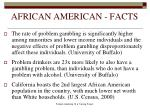 african american facts