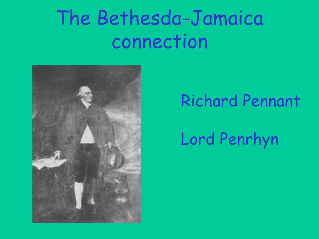 The Bethesda-Jamaica