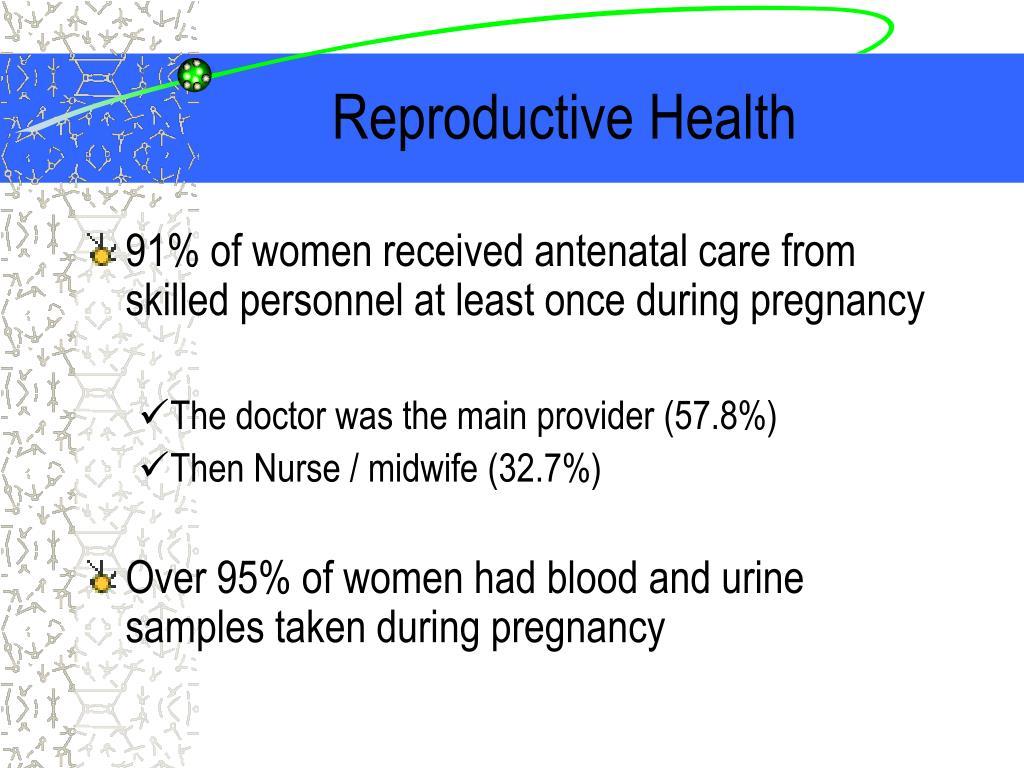 Reproductive Health