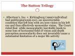 the sutton trilogy1