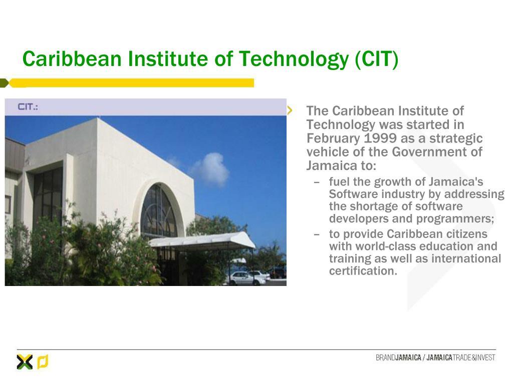 Caribbean Institute of Technology (CIT)