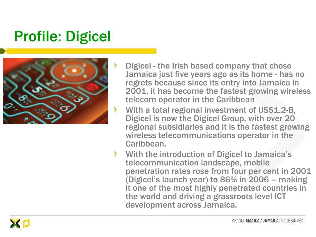 Profile: Digicel