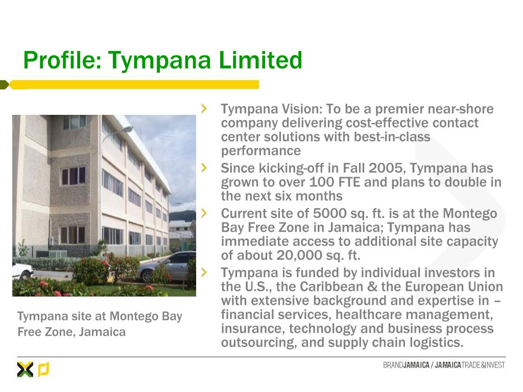 Profile: Tympana Limited
