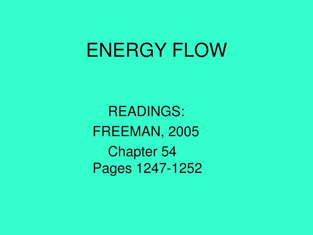 energy flow l.