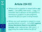 article 234 ec1