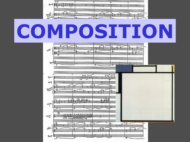 composition n.