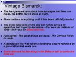 vintage bismarck
