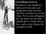 1 corinthians 12 12 31