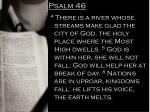 psalm 4620