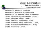 energy atmosphere 17 points possible section breakdown