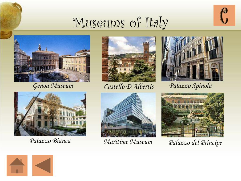 Museums of Italy