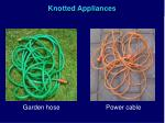 knotted appliances