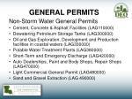 general permits1