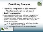 permitting process4
