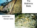 the mathinna beds