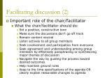facilitating discussion 2