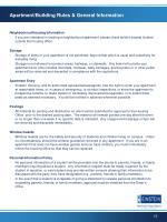apartment building rules general information4