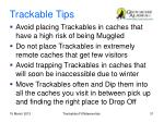 trackable tips2