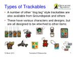 types of trackables2
