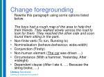 change foregrounding2
