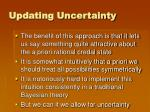 updating uncertainty2