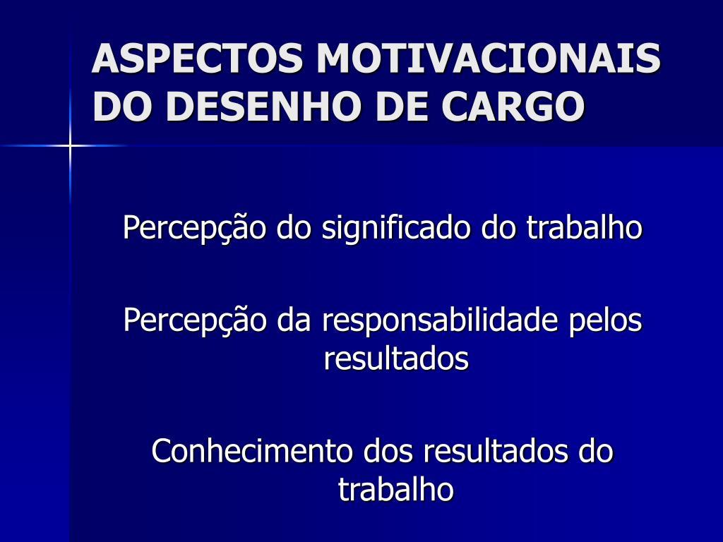 Ppt Gestão De Pessoas Modelagem De Cargos Powerpoint