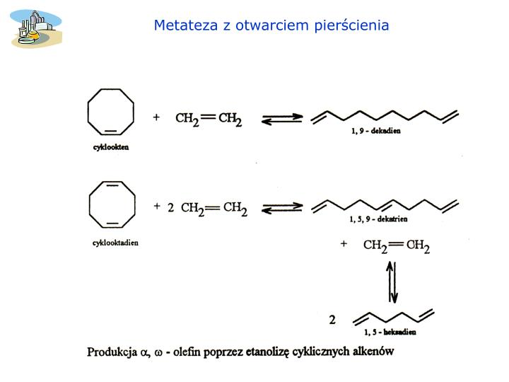 Metateza z otwarciem pierścienia