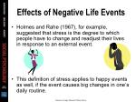 effects of negative life events2
