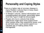 personality and coping styles6