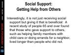 social support getting help from others2
