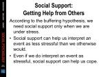 social support getting help from others3