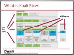 what is kuali rice2