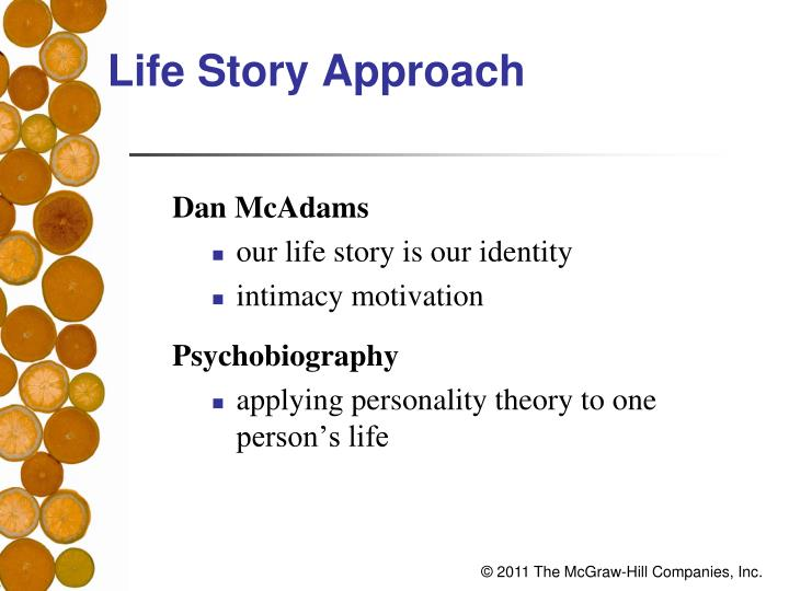Life Story Approach