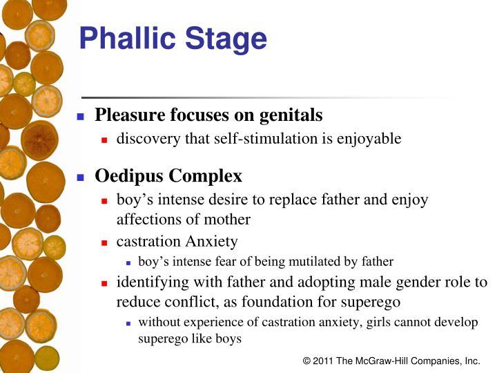 Phallic Stage